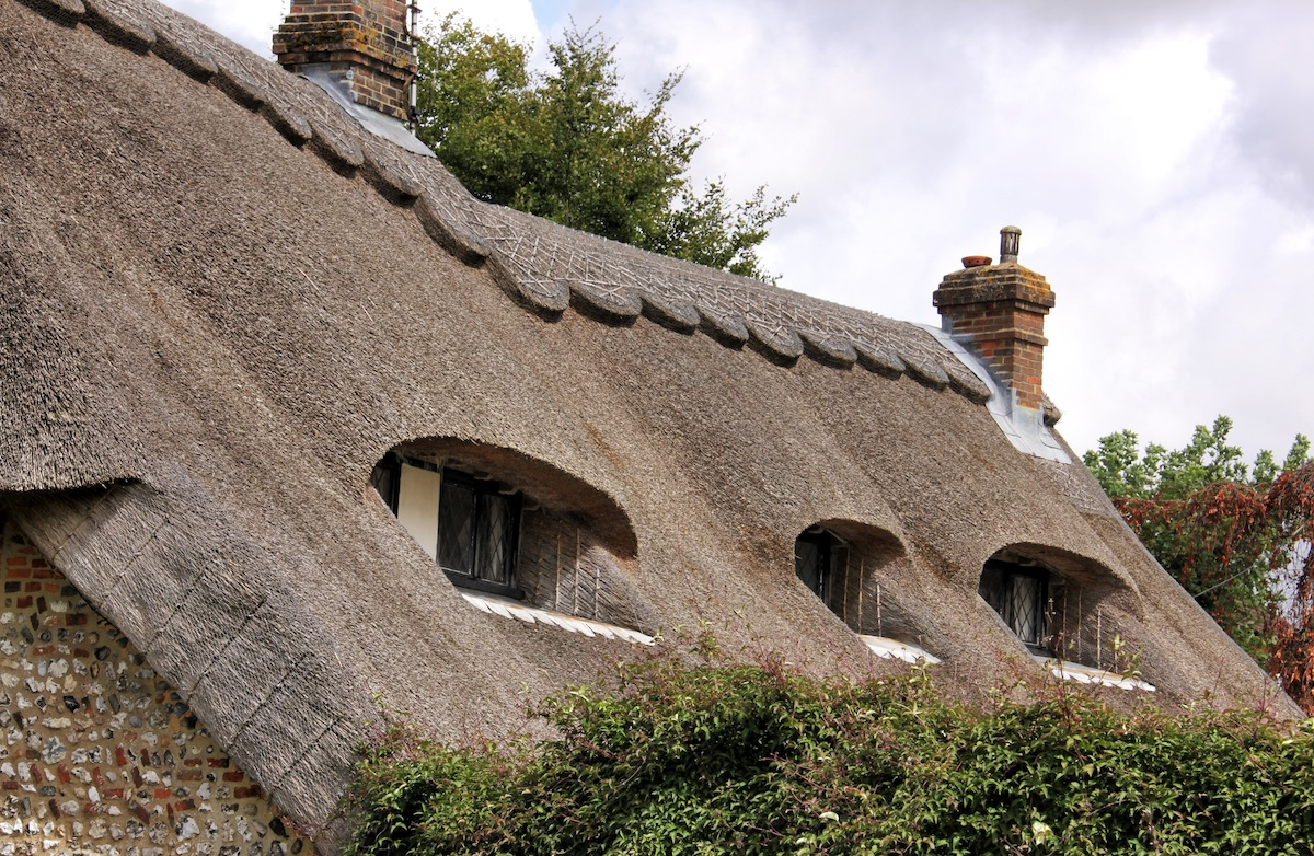 The Issues With Thatched Roofing Morgan Asphalte