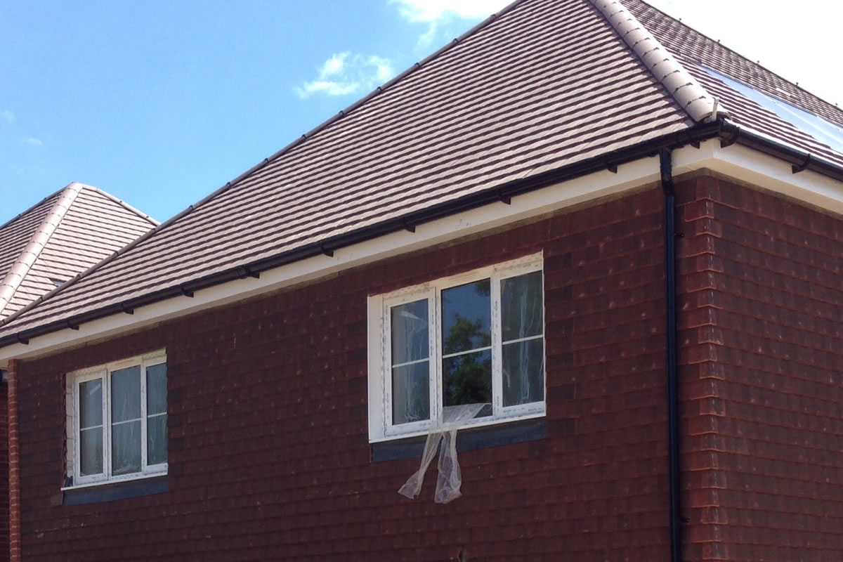 Tiled Roofing Installation & Repair