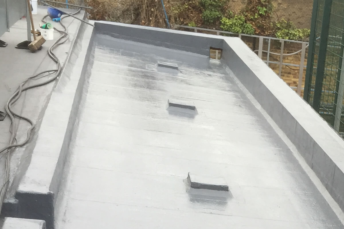 Liquid Roofing Installation & Repair