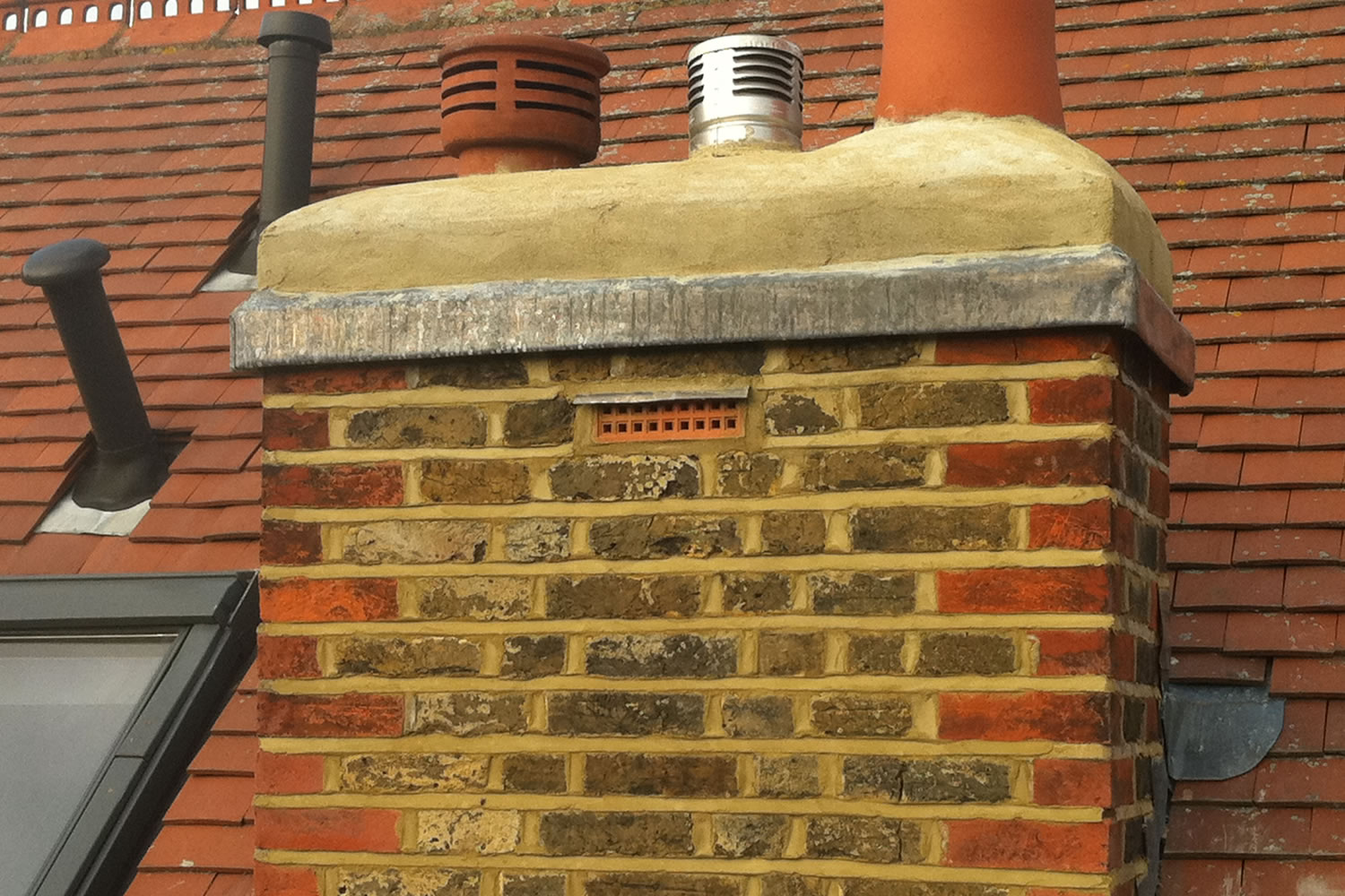 Chimney & Party Wall Repairs