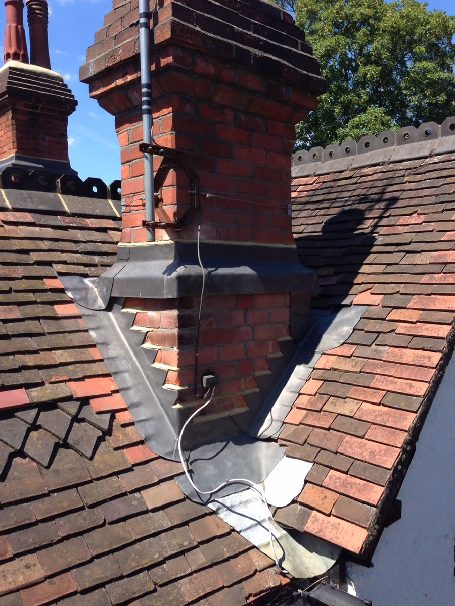 chimney party wall repairs morgan asphalte roofers