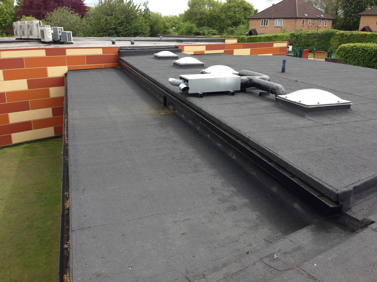 This Includes Overlay Systems That Can Be Installed Over Existing Roof  Coverings (subject To Condition Of Roof), Giving A Good Extension To A Life  Of Your ...