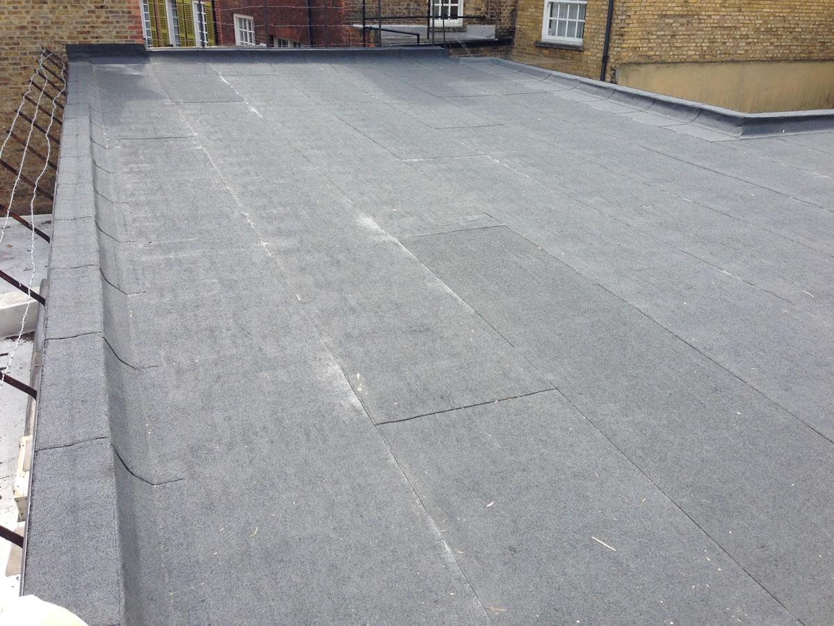 Felt Roofing Installation Amp Repair Morgan Asphalte London