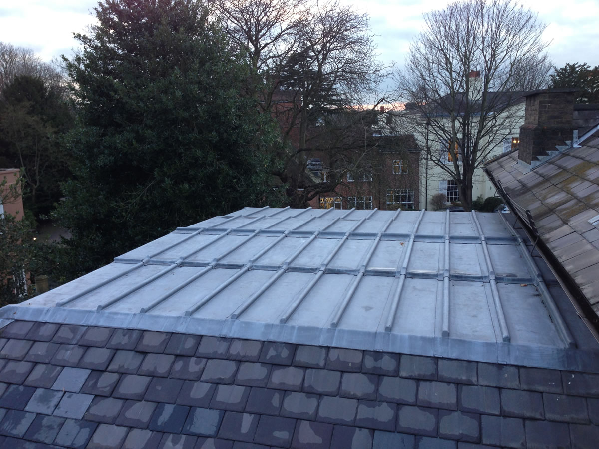 Lead Roofing Installation Amp Repair Morgan Asphalte London