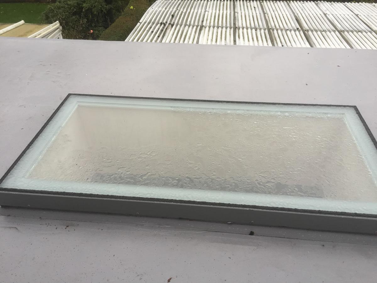 Roof Light Repair Supply Amp Installation Morgan Asphalte